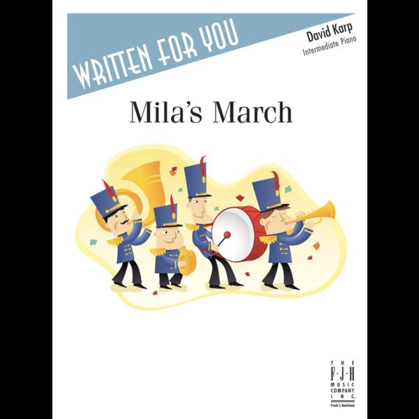 FJH Mila's March