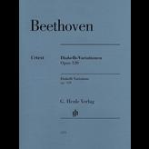 Henle Urtext Editions Beethoven - Diabelli Variations, Op. 120