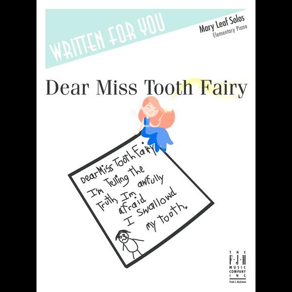 FJH Dear Miss Tooth Fairy