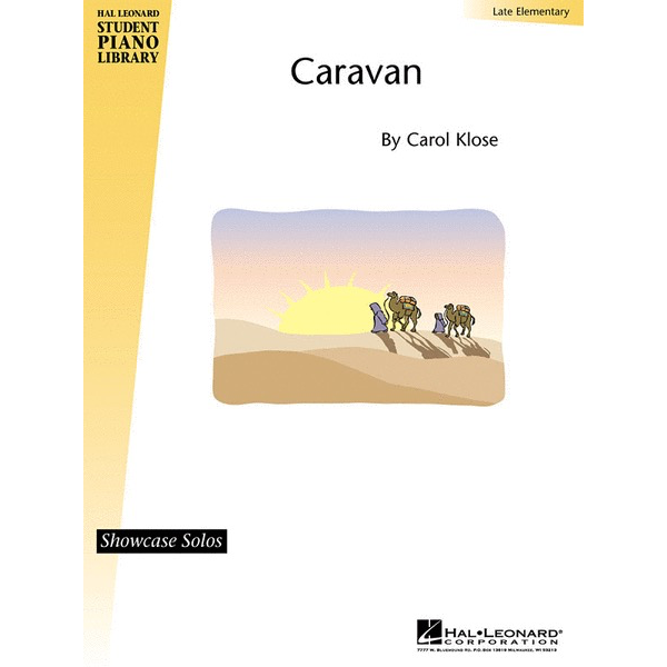 Hal Leonard Caravan