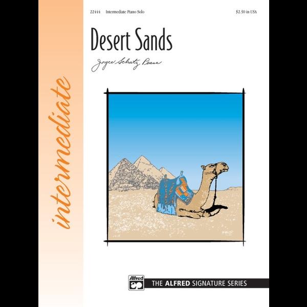 Alfred Music Desert Sands