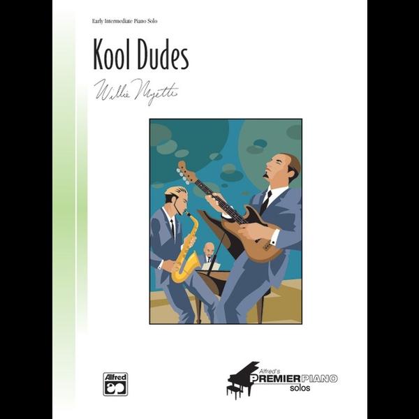 Alfred Music Kool Dudes