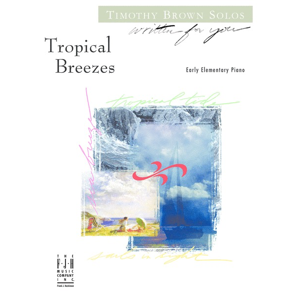 FJH Tropical Breezes