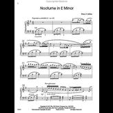 FJH Nocturne In E Minor
