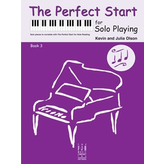 FJH The Perfect Start for Solo playing Book 3