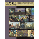 Alfred Music Classics for the Developing Pianist Book 1, Study Guide