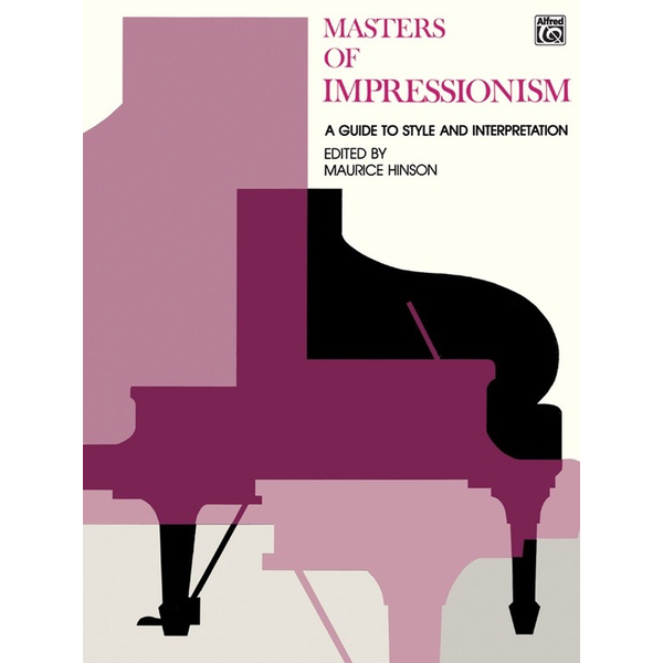 Alfred Music Masters of Impressionism