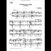 Universal Frank Martin - 8 Preludes