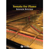 Theodore Presser Steven Stucky - Sonata for Piano