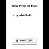 Theodore Presser Three Pieces for Piano