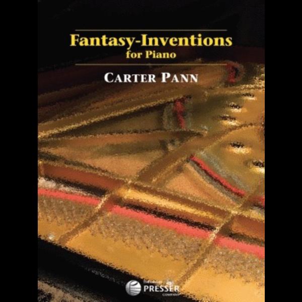 Theodore Presser Fantasy-Inventions