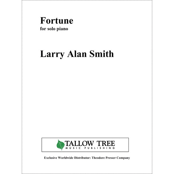 Theodore Presser Larry Alan Smith - Fortune