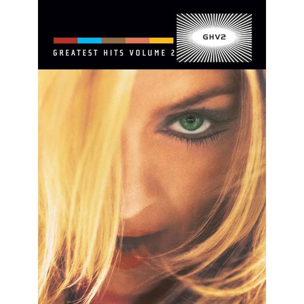 Warner Bros Madonna - Greatest Hits Volume 2