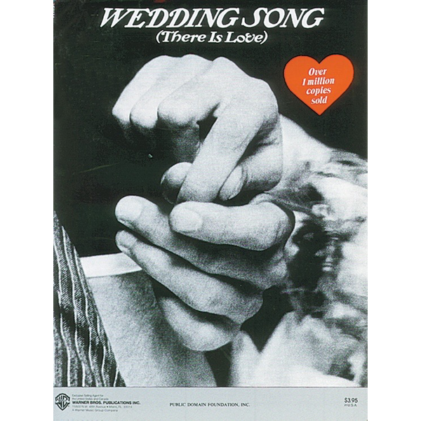 Alfred Music Wedding Song (There Is Love)