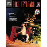 Alfred Music Rock Keyboard Complete Edition