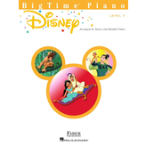 Faber Piano Adventures BigTime® Piano Disney - Level 4