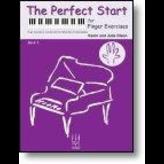 FJH The Perfect Start for Finger Exercises Book 3