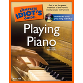 Alfred Music The Complete Idiot's Guide to Playing Piano Third Edition with CD