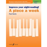 Faber Music Improve Your Sight-Reading!: A Piece a Week, Grade 4