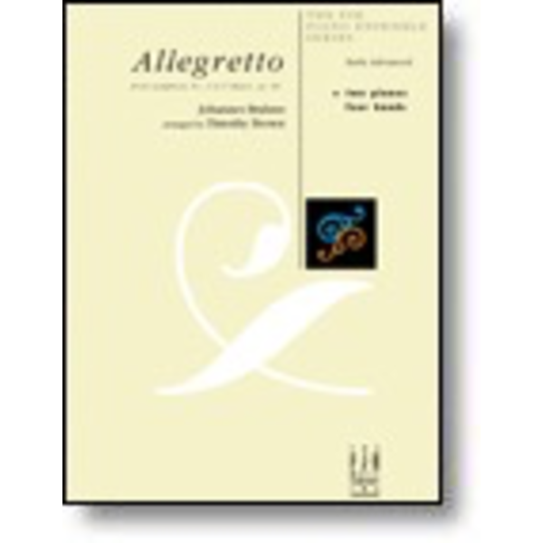 FJH Allegretto from Symphony No. 3 in F Major