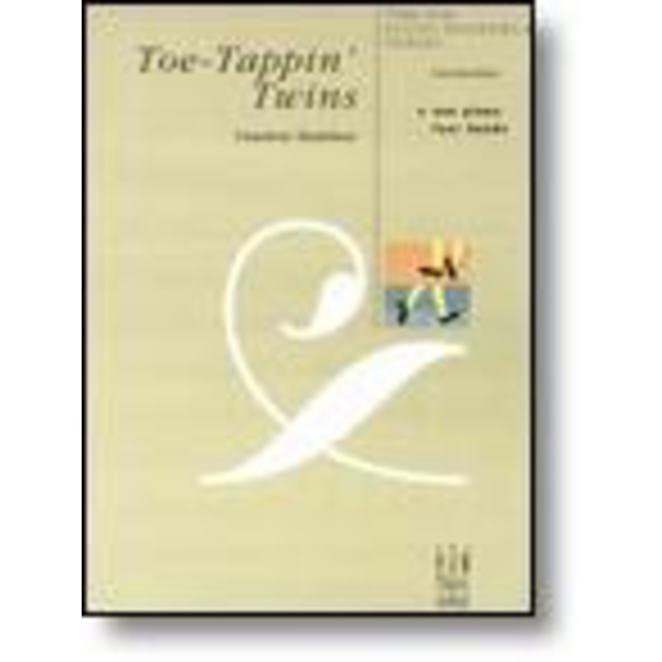 FJH Toe-Tappin' Twins