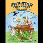 Alfred Music Five-Star Folk Duets