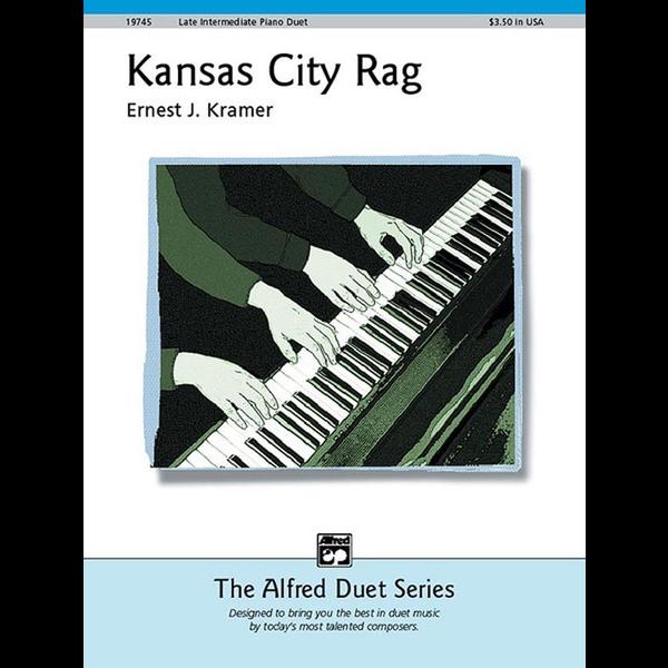 Alfred Music Kansas City Rag