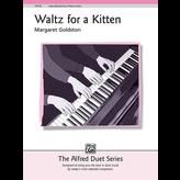 Alfred Music Waltz for a Kitten