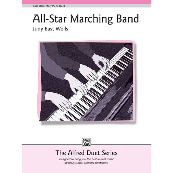 Alfred Music All-Star Marching Band