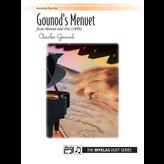 Alfred Music Gounod's Menuet
