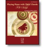 FJH Playing Piano with Three Chords - Folk Songs