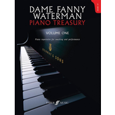 Faber Music Dame Fanny Waterman Piano Treasury Vol. 1