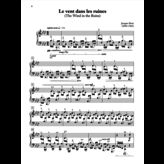 Alfred Music Ibert: Le vent dans les ruines