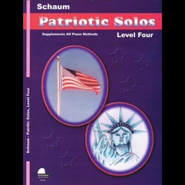 Alfred Music Patriotic Solos, Level 4