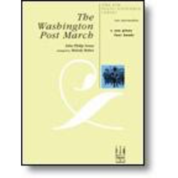 FJH The Washington Post March (NFMC)