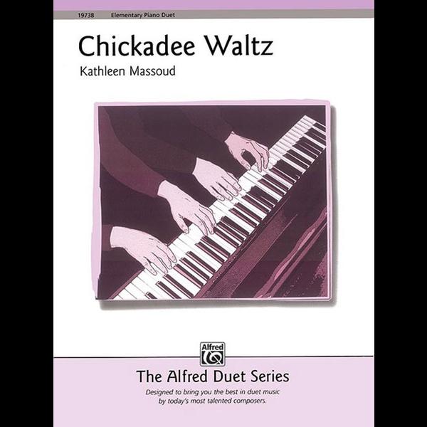 Alfred Music Chickadee Waltz