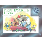 Alfred Music First Favorite Duets