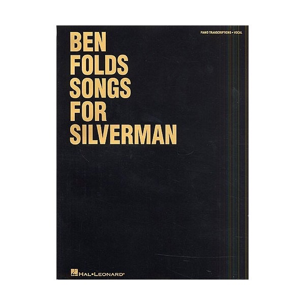 Hal Leonard Ben Folds