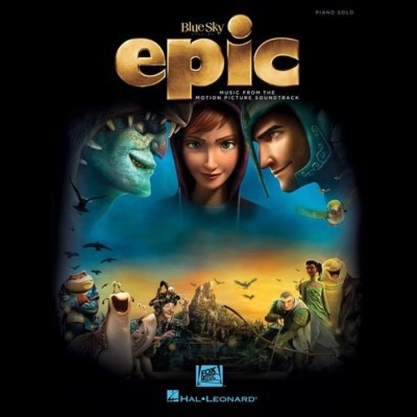 Disney Epic Soundtrack