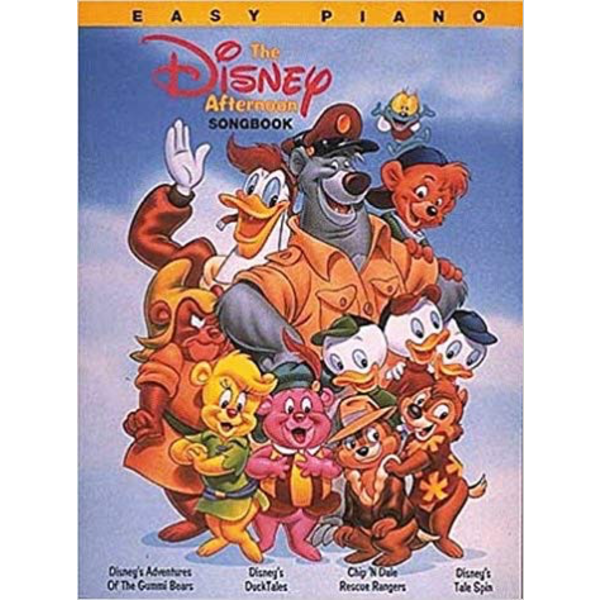Hal Leonard Disney's Afternoon Song Book