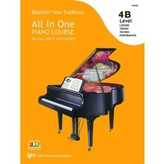Kjos Bastien New Traditions: All In One Piano Course - Level 4B
