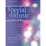 Lorenz Special Music for Special Sundays, Volume 1