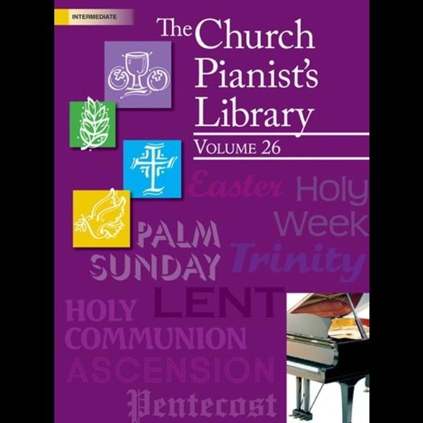 Lorenz The Church Pianist's Library, Vol. 26