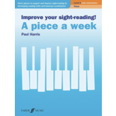 Alfred Music Improve Your Sight-Reading! A Piece a Week: Piano, Level 3