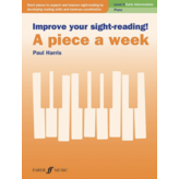 Alfred Music Improve Your Sight-Reading! A Piece a Week: Piano, Level 4