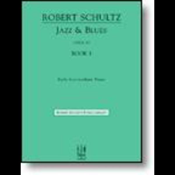 FJH Jazz & Blues, Book 1, Op. 37