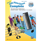 Alfred Music Alfred's Kid's Piano Course, Complete