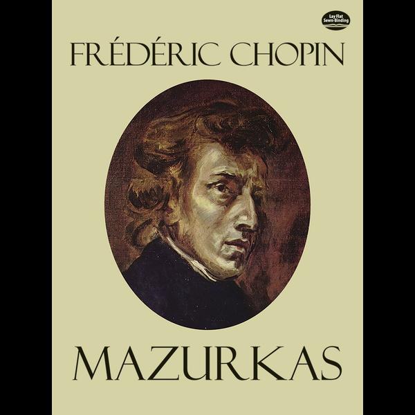 Dover Publications Chopin - Mazurkas