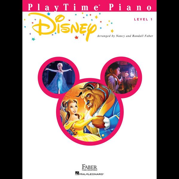 Hal Leonard PlayTime® Piano Disney - Level 1