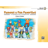 Alfred Music Famous & Fun Favorites, Book 1